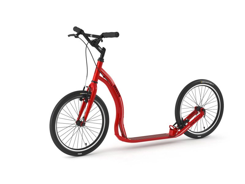 Yedoo Dragstr Urban Scooter available from OP Scooters