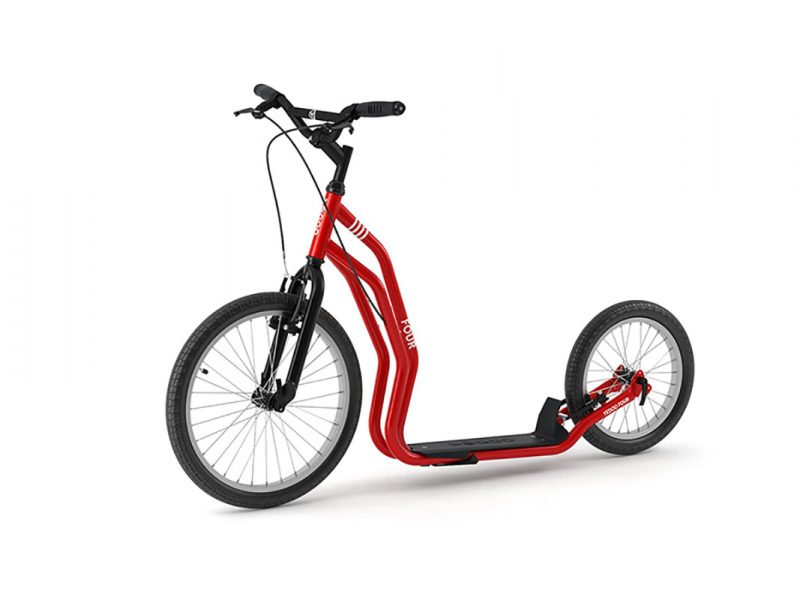 Yedoo Four Adventure Scooter available from OP Scooters