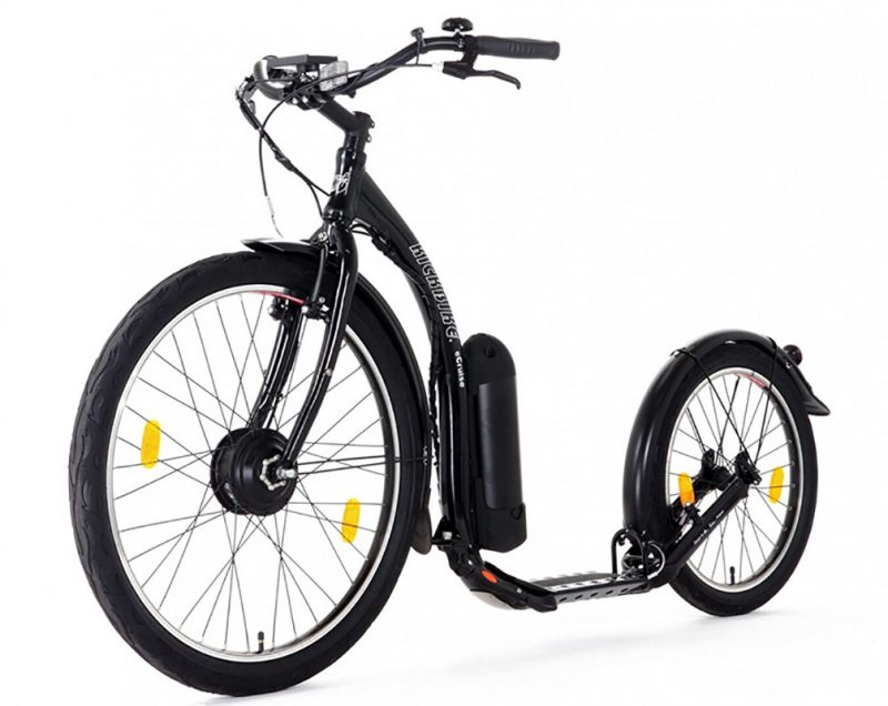 Kickbike eCrusier electric scooter available from OP Scooters