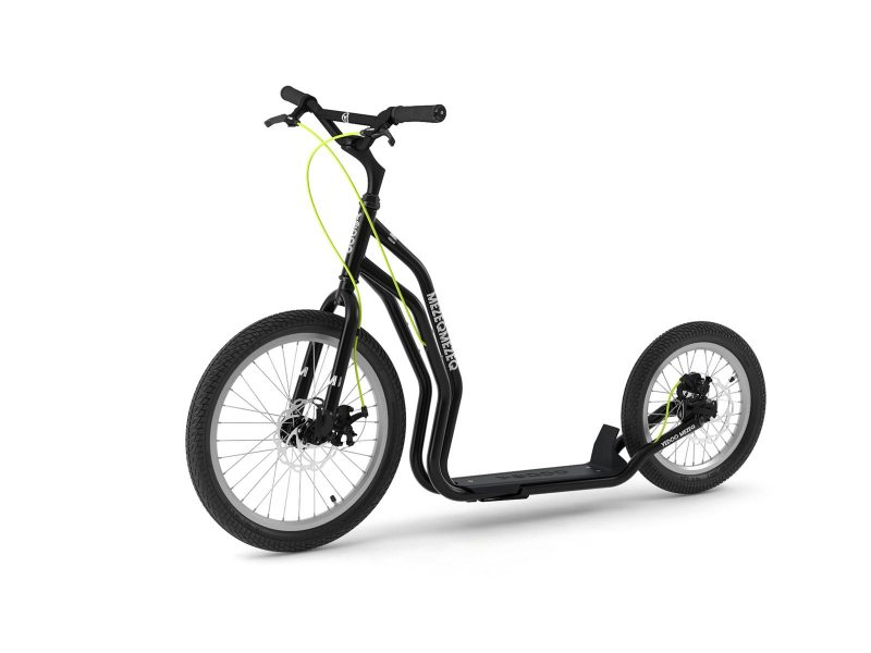 Yedoo Mezeq Adventure kick scooter for adults from OP Scooters