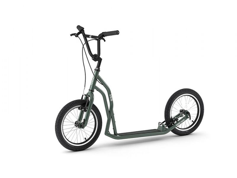 Yedoo S16 urban adult kick scooter from Op Scooters