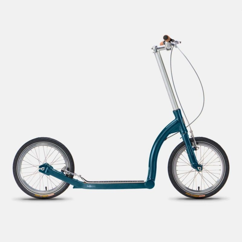SwiftyZero adult fitness scooter available from OP Scooters