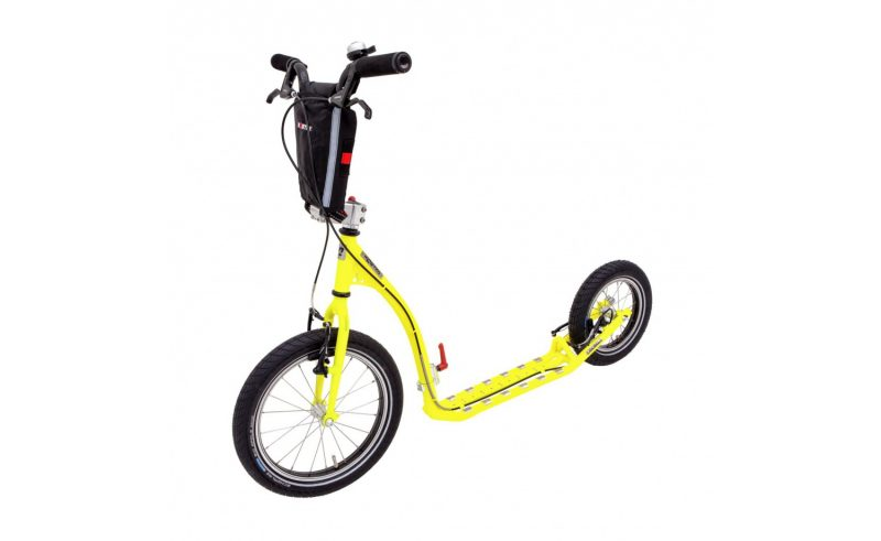 Kostka Rebel Max Folding Footbike available from OP Scooters