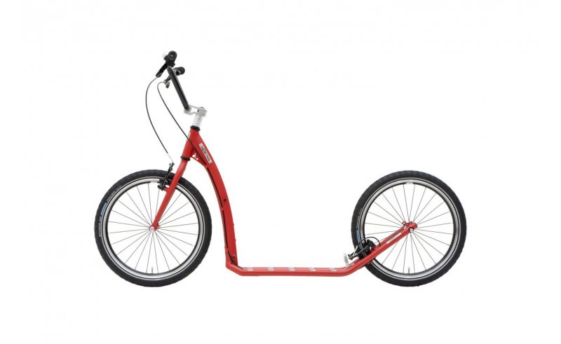 Kostka Twenty Urban Footbike available from OP Scooters