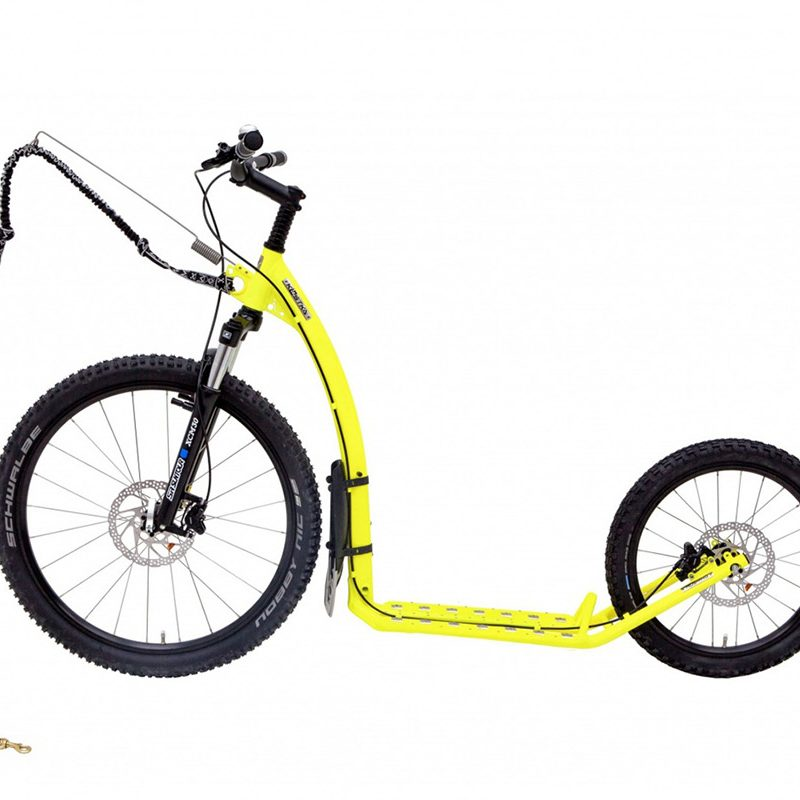 Kostka Mushing Max Footbike available from OP Scooters