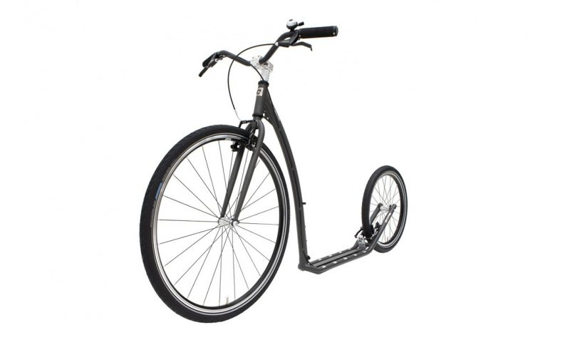 Kostka Travel Max footbike available from OP Scooters